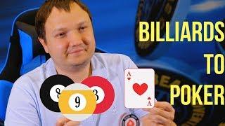 Pro Russian Billiards Player Wins PokerStars Caribbean Adventure Freeroll Tournament for $14K