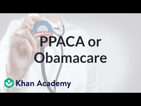 "PPACA or ""Obamacare"" 