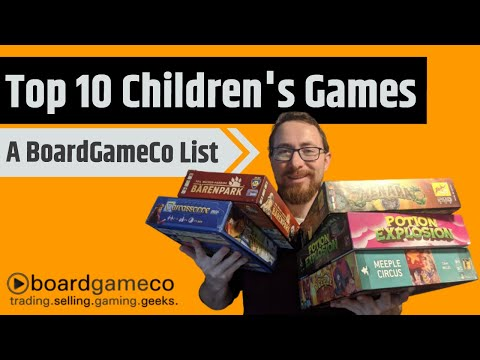 Top 10 Kids Board Games that are ACTUALLY FUN for you too! Ages 5+