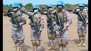 Polri Turunkan Polwan Lebih Banyak Untuk Misi Perdamaian PBB