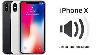 New iphone x exclusive ringtone ...