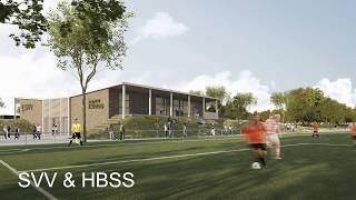 Ontwerp Sportpark Harga (SVV, HBSS, Hermes DVS)