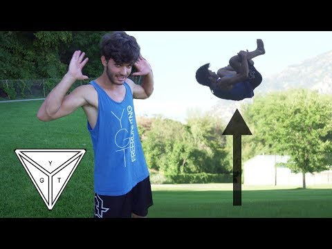 The Secret to Sketchy Gainers - Higher Backflip Tutorial | YGT Freerunning