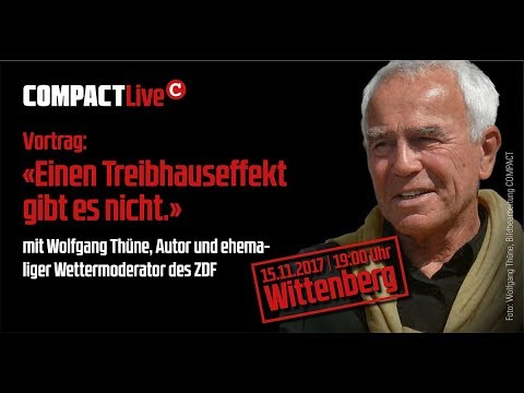 COMPACT-Live mit Wolfgang Thüne