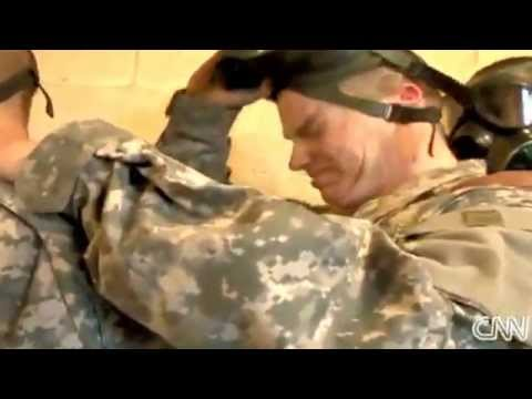 A Soldiers Story 03 Army Recruits Tested in Gas Chamber