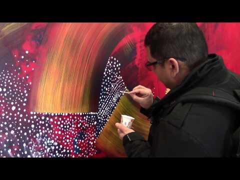 Calgary Health Trust   Community Art Project   with Karen Biko