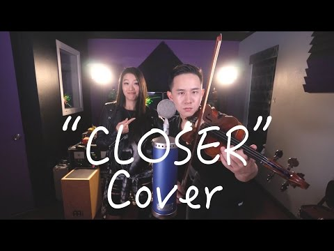 CLOSER - The Chainsmokers ft. Halsey (Jason Chen...