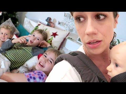 Super Aunt: Colleen Ballinger ✨ Babysits all FOUR kids!