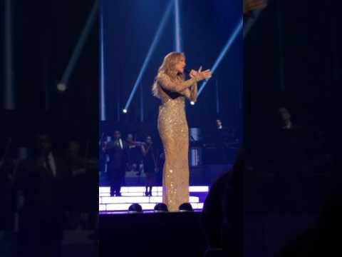 I surrender Celine dion Las Vegas 04/14/2017