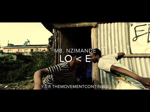 LOVE By Mb. Nzimande (Durban Culture) Dance (Full Music Video)