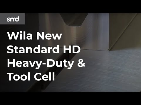 Wila New Standard 'HD' Heavy Duty and Tool Cell
