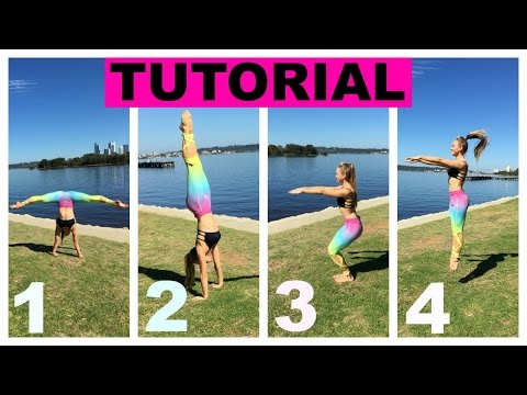 Thumbnail: How to do a Roundoff TUTORIAL!