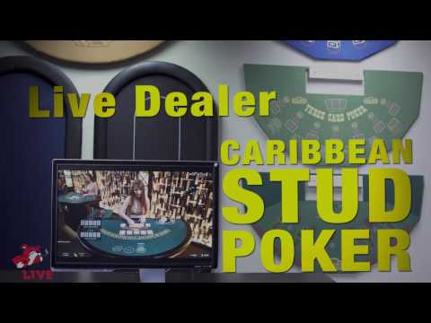 Live Dealer Caribbean Stud Poker Rules and Strategy - MrLive