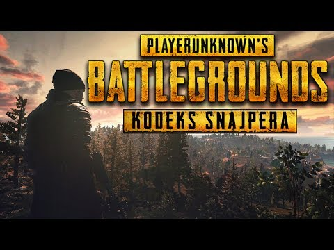 Kodeks Snajpera: PLAYERUNKNOWN'S BATTLEGROUNDS - GeneralTV (Look what you made me do - Parodia)