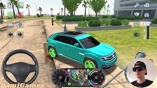 FUNNY 4X4 SUV UBER CAR GAME - Taxi Sim 2020 #62 Taxi Game Android gameplay