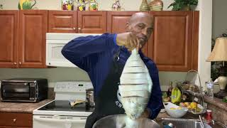 GRILLED POMPANO RECIPE + FISHING HIGHLIGHTS