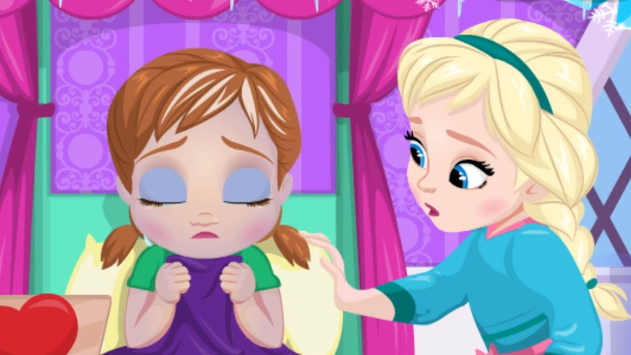 Uncategorized Frozen Games For Kids elsa makes anna feel better frozen games for kids youtube