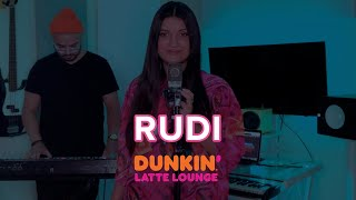 Rudi Performs  At The Dunkin Latte Lounge