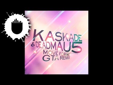 Kaskade & deadmau5 - Move for Me (GTA Remix) (Cover Art)