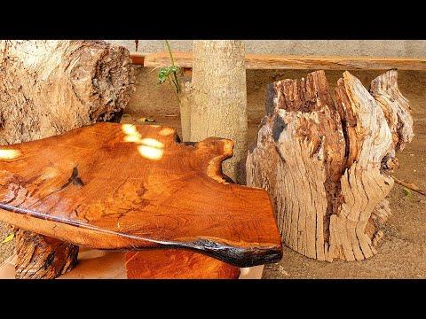 Aproveitando Madeira Velha Passo a Passo - bright idea with old wood