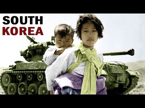 Rebuilding South Korea After the Korean Conflict | US Army D