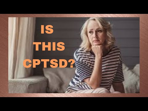 Understanding Complex Post Traumatic Stress Disorder (CPTSD)