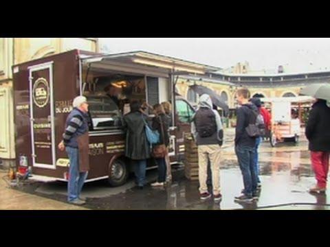 """Le 7/8 - La mode du """"Food Truck"""""""