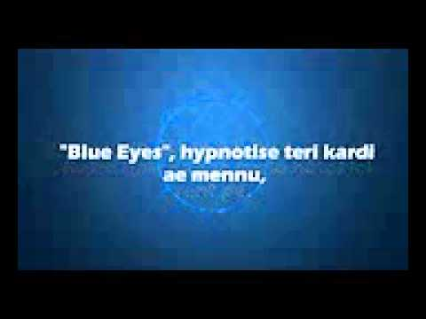 ☆ Yo Yo Honey Singh   Blue Eyes   Lyrics + Free Mp3 Download   1080p HD