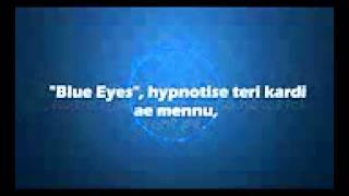 ☆ Yo Yo Honey Singh   Blue Eyes   Lyrics + Free Mp3 Download   1080p HD