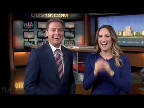 Funny News Bloopers 1