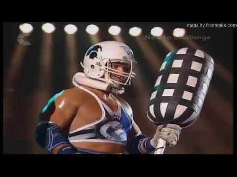 UK Gladiators - Series 6 1997 - Grand Final