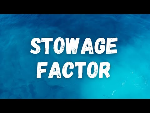 Stowage Factor|| Volume, Weight, Long Tonnes || Maritime Calculation Tutorials
