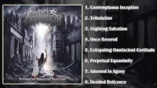 Watch Insidious Decrepancy Extirpating Omniscient Certitude video