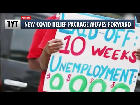 Weak Second Covid Aid Package Moves Forward