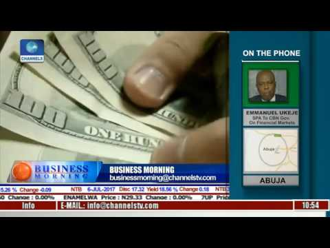 Business Morning: CBN Official Reacts To Latest Queries On FX Rates Allegations