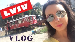 3 DAYS in LVIV (UKRAINE), VLOG | 3 дня во ЛЬВОВЕ!