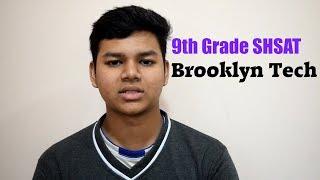 9th Grade SHSAT: Brooklyn Tech Accepted 581 Score | Bobby-Tariq Tutoring Center