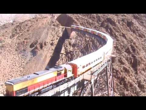Tren a las nubes - Salta (Argentina) - 2ª parte