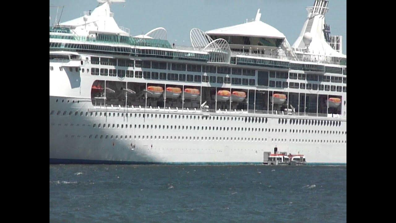 Cruise Ships In Bar Harbor YouTube - Cruise ship bar harbor