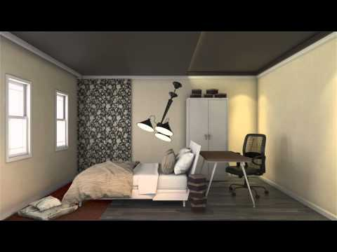 HomePro Interior Inspiration ห้องนอนเอนประสงค์
