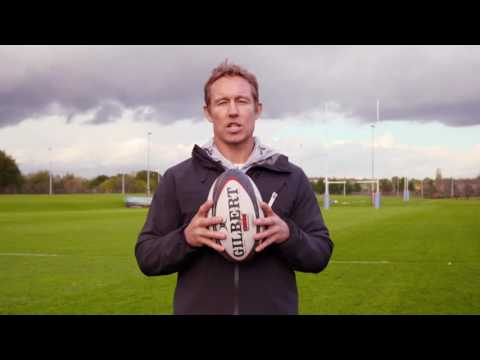 JONNY WILKINSON CATCHING