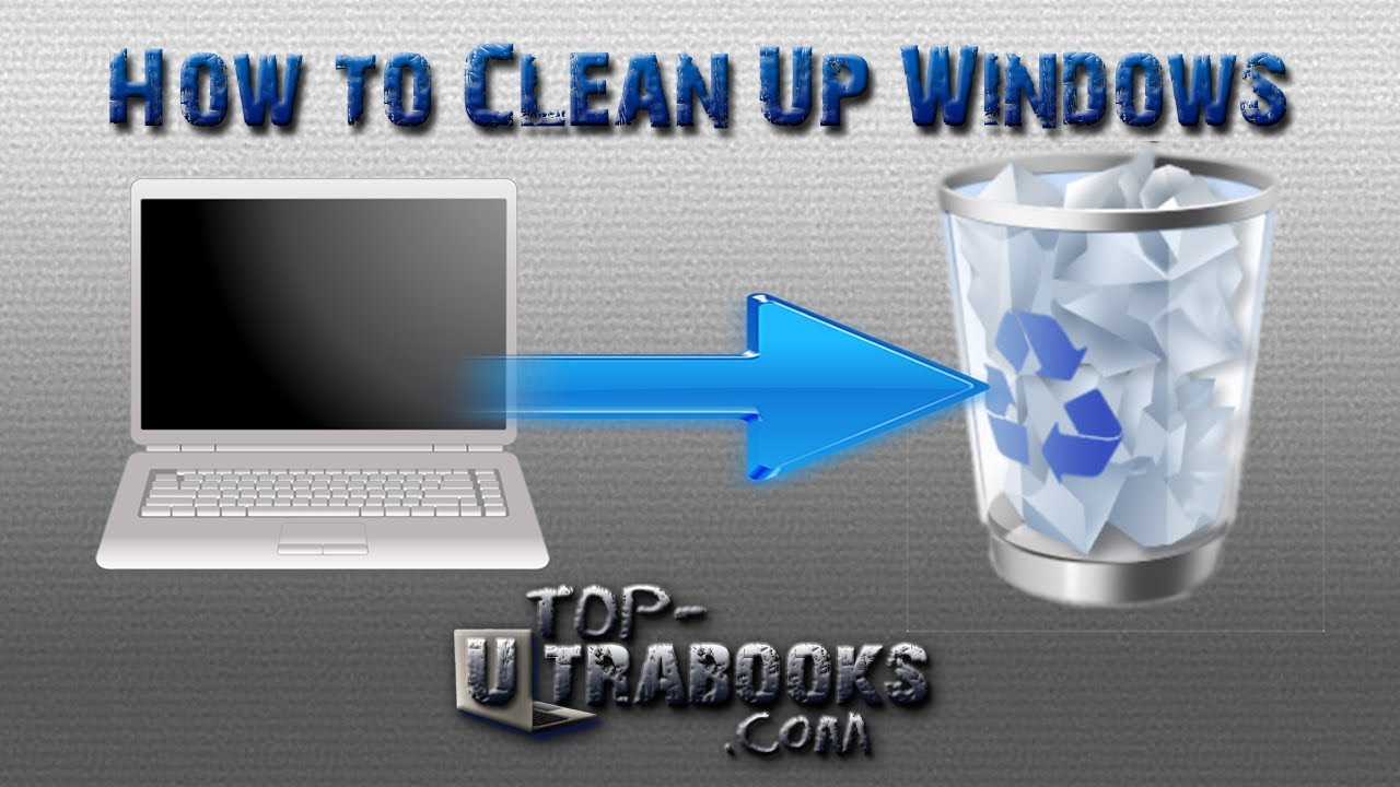 how to wipe a pc computer clean