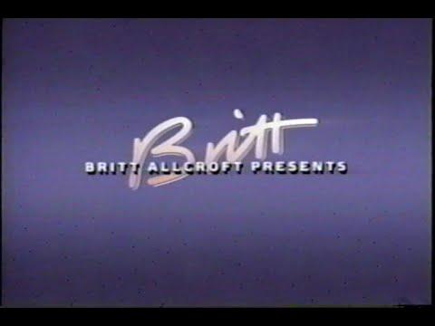 Britt Allcroft Presents (2001) Company Logo (VHS Capture)