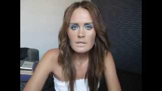 видео Профессиональное выпрямление волос Часть 6