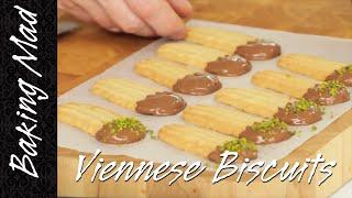 Eric Lanlard's Viennese Biscuits