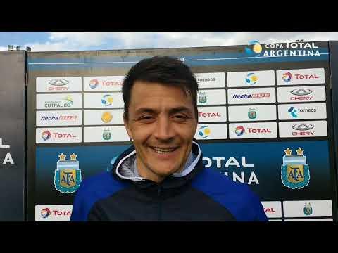 Leandro González - Temperley