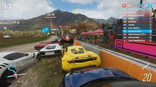 Forza Horizon 4 - Taking my Revenge on Rammers in Ranked
