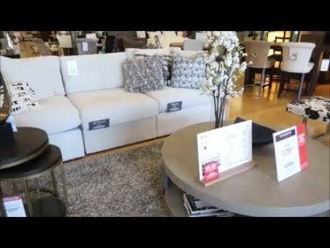 SHOP WITH ME: NEW FURNITURE!!! |AMERICAN SIGNATURE