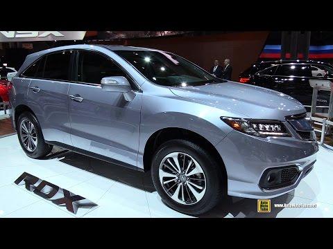 2016 Acura RDX AWD - Exterior and Interior Walkaround - 2015 New York Auto Show