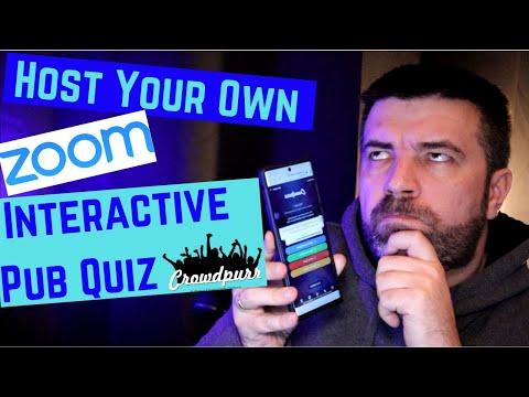 Zoom Pub Quiz Tutorial | Host your own trivia quiz